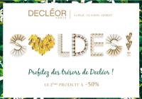 -50% sur votre deuxième produit Decléor : Comment en profiter ?