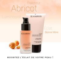 Booster l'éclat de votre peau avec nos produits à l'abricot !